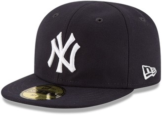 New Era Infant Navy New York Yankees Authentic Collection On-Field My First 59FIFTY Fitted Hat