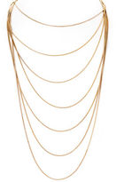 Lauren Ralph Lauren Fringe Worthy Nested Necklace