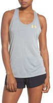 Under Armour Women's Threadborne Graphic Tank