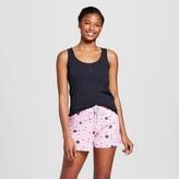 Hanes Women's Premium Tank & Shorts Pajama Set