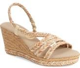 Onex 'Marcia' Wedge Sandal (Women)