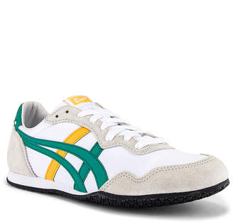 Onitsuka Tiger by Asics Serrano in White & Jelly Bean | FWRD