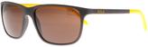 Polo Ralph Lauren Player Sunglasses Grey