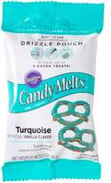 Wilton Turquoise Candy Melts Drizzle Pouch, 2 oz.