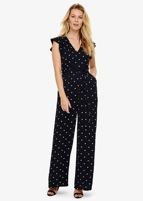 Phase Eight Dotty Jumpsuit