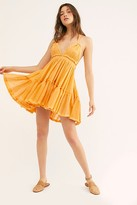 The Endless Summer 100 Degree Mini Dress by at Free People