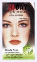 Godefroy 28 Day Eyebrow Color (Botanical) - Dark (Pack of 2)