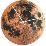 Copper Moon Clock