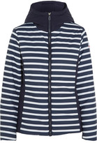 Fusalp - Hafjell Stripes Hooded Stretch-shell Ski Jacket - Navy