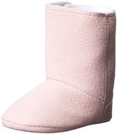 Baby Deer Pink Suedecloth Fashion Boot (Infant)