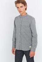 Suit Jimmy Light Grey Mandarin Collar Shirt