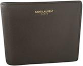 Saint Laurent Leather petite maroquinerie