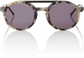 Thierry Lasry Dr Woo Round-Frame Acetate Sunglasses