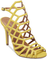 Madden-Girl Directt Caged Sandals