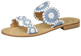 Jack Rogers Blue Double Band Sandal