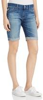 AG Jeans Nikki Denim Bermuda Shorts