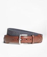 Brooks Brothers Chambray Belt