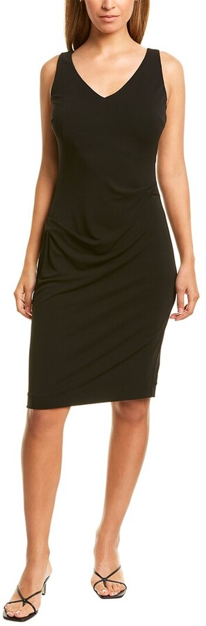 Thumbnail for your product : Nicole Miller Matte Sheath Dress