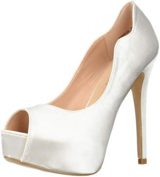 DREAM PAIRS Women's Swan-25 Pump