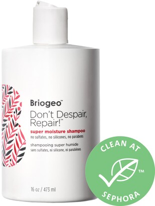 BRIOGEO Dont Despair, Repair! Super Moisture Shampoo for Damaged Hair