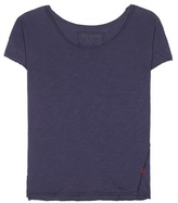 True Religion Boxy Crew Cotton T-shirt