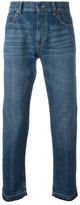 Stella McCartney frayed hem jeans