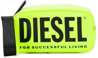 Diesel TEEN logo print bag