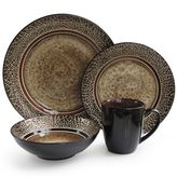 Bed Bath & Beyond American Atelier Markham Square 16-Piece Dinnerware Set