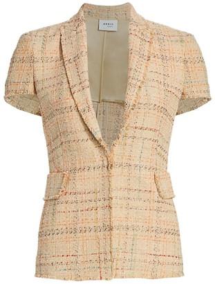 Akris Punto Summer Tweed Jacket