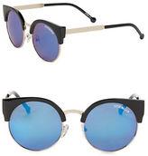 Steve Madden 57mm Cat Eye Sunglasses