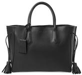 Longchamp Penelope Medium Leather Tote