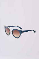 Diane von Furstenberg Norah Cat Eye Sunglasses