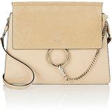 Chloé Women's Faye Medium Shoulder Bag-BEIGE