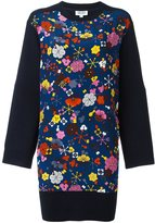 Kenzo 'Tanami' sweater dress - women - Silk/Wool - S