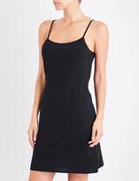 Sunspel Superfine cotton-jersey slip dress