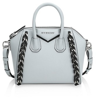 Givenchy Antigona Woven Chain Mini Bag