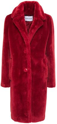 Stand Studio Lisen Faux Fur Coat