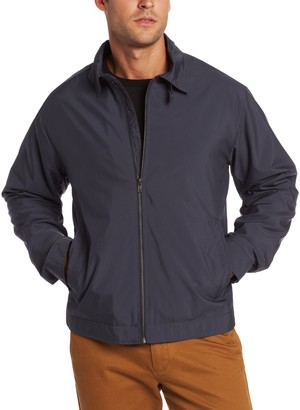 Cutter & Buck Men's Big-Tall CB Weathertec Mason Full Zip Jacket