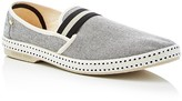 Rivieras College Yale Slip On Sneakers