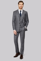 Ted Baker Tailored Fit Grey Check Suit
