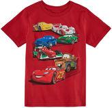 Disney Cars Multi Graphic Tee