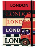 Cavallini & Co. Guide Notebooks London 5x7