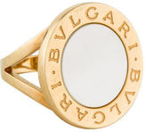 Bvlgari Mother of Pearl Cocktail Ring