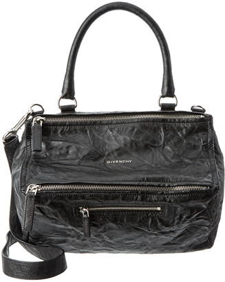 Givenchy Pandora Medium Pepe Leather Messenger