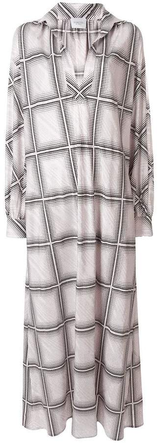 Giambattista Valli large square print dress