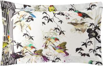 Roberto Cavalli Birds Ramage Standard Shams, Set of 2