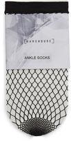 Warehouse Fishnet Sock