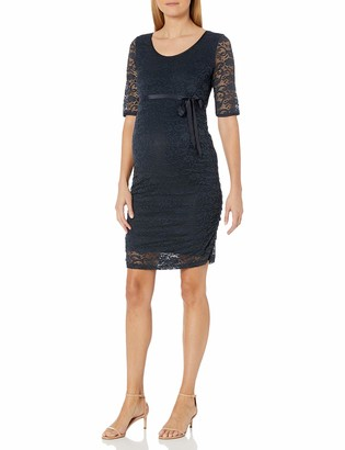 Ripe Maternity Women's Maternity Paisley Lace Dress