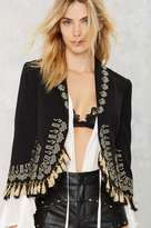 Nasty Gal Marisol Bolero Jacket