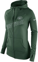Nike Women's New York Jets Stadium KO Hoodie